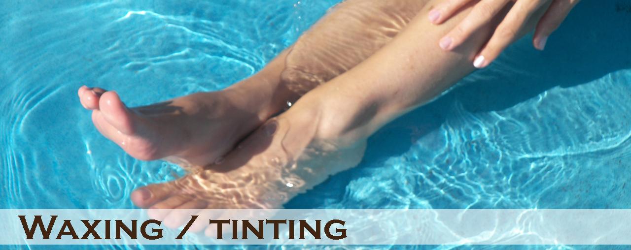 waxing-tinting